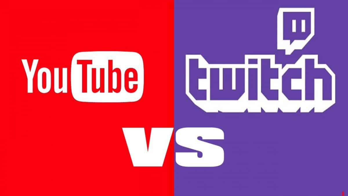 Twitch Vs You Tube